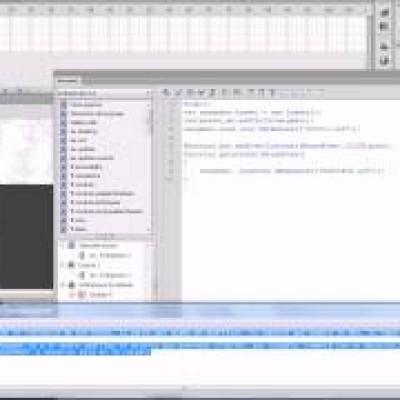 Desarrollo de la práctica de Adobe Flash Professional (vincular clips, imágenes)