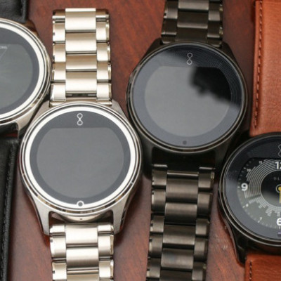 Olio Creates A Homebrew Smartwatch With Some Amazing Features