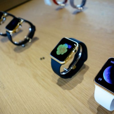 You can now order the Apple Watch, and try it on