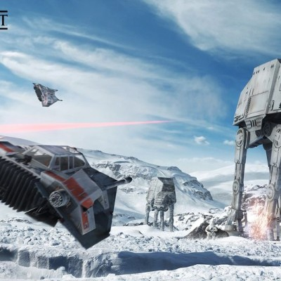 Watch a brand new trailer for Star Wars: Battlefront