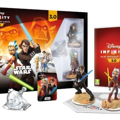 It looks like Star Wars is coming to Disney Infinity