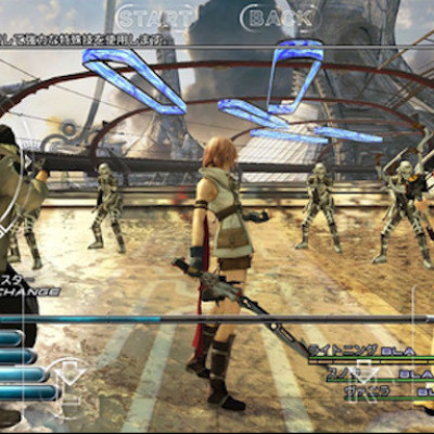 Square Enix Launches A Cloud-Powered Final Fantasy XIII For iOS And Android In Japan