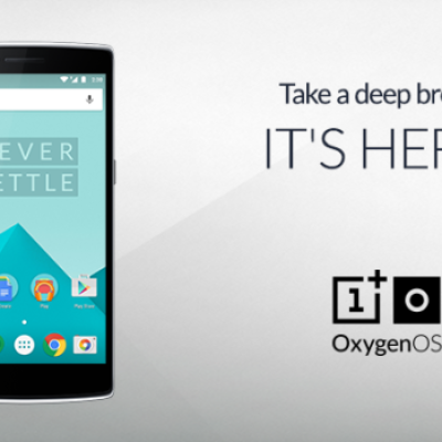 OnePlus Launches OxygenOS, Its Custom Version Of Android