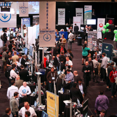 Applications Are Open For The Disrupt NY Startup Alley
