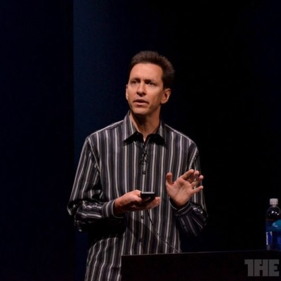 Former Apple VP Scott Forstall is 'delighted' the company is still doing well