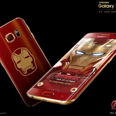 'I am Iron Man,' says new Avengers-branded Samsung Galaxy S6 Edge