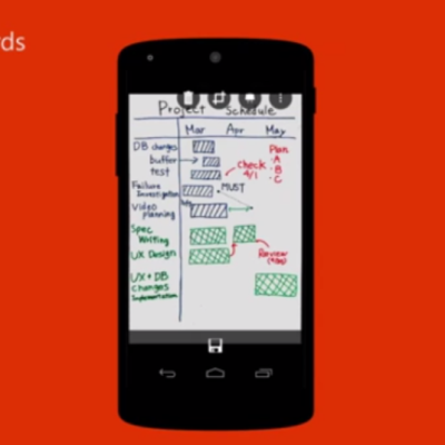 Microsoft's Office Lens document-scanning app is now on Google Play