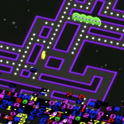 Pac-Man's famous glitch is a main character in this new game