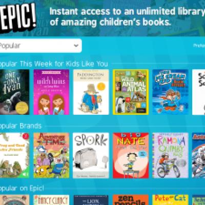 Macmillan Adds Ebooks to Subscription Platform Epic!