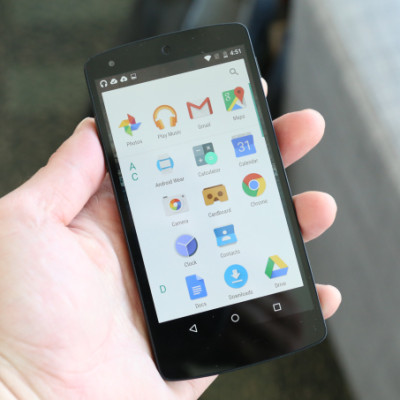 Here's A First Look At Android M