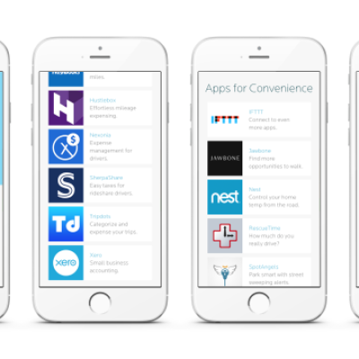 Automatic Launches Its SDK, Turning The Car Into An App Platform