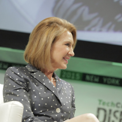 Carly Fiorina: 85-95 Percent Of What We Do Online Is Superficial And Useless