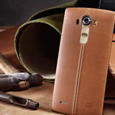 LG's G4 Flagship Smartphone Begins To Go On Sale Worldwide