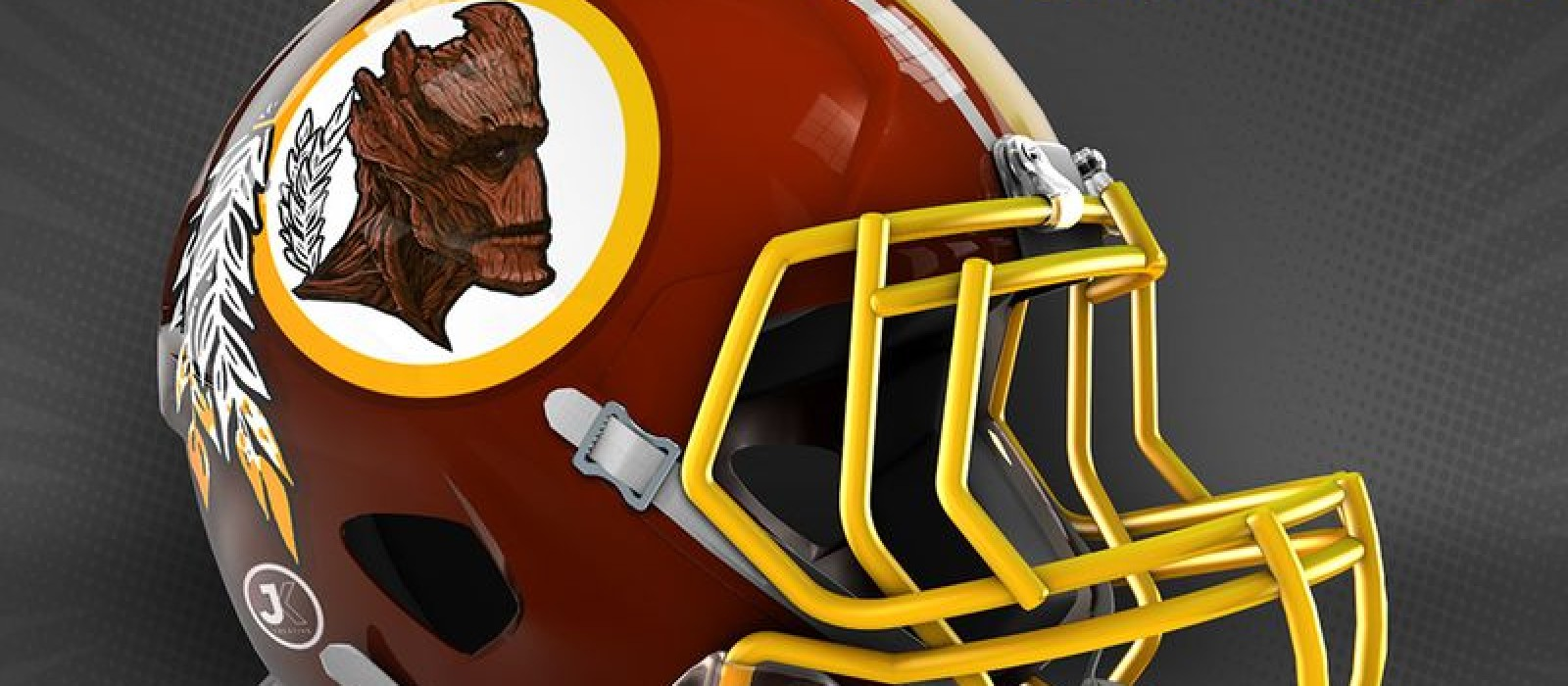 This is what the NFL will look like if Marvel takes over the world