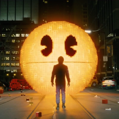 Pixels' latest trailer looks worse than a 3D remake of Pac-Man