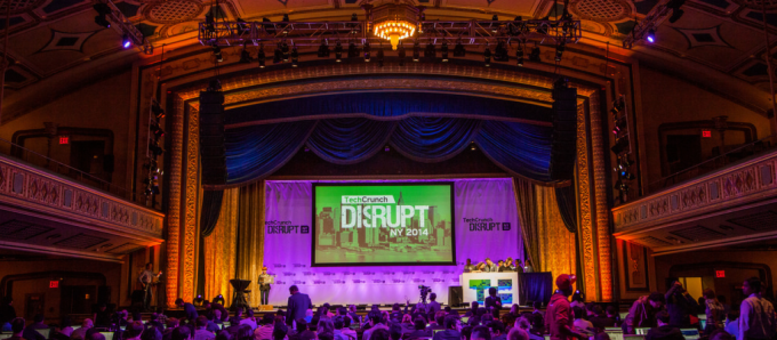 24 Memorable Quotes From Disrupt NY 2015