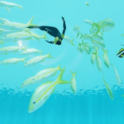 Abzû is a gorgeous underwater meditation — and a perfect antidote to E3 mayhem