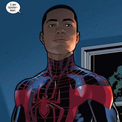 Miles Morales will be the Marvel Universe's main Spider-Man this fall